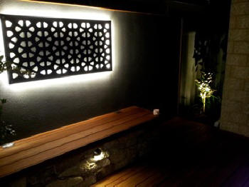 feature wall lighting. Feature Wall Lighting. Modular Screens Pieces Lighting T K
