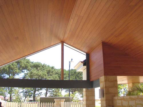 Timber Ceilings In Perth Lining Panels